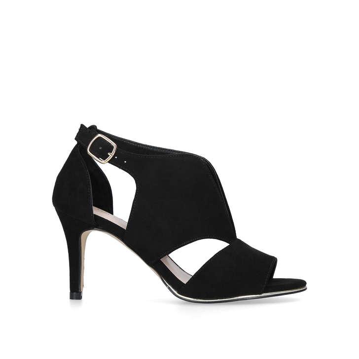 authentic sale online footlocker online Black 'Limbo' open toe sandals cheap sale get authentic cheap sale low shipping r11nSHd