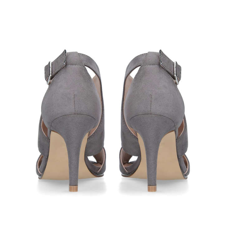 cheap sale best store to get outlet affordable Grey 'Limbo' open toe sandals buy cheap best free shipping low price uyIh3r9