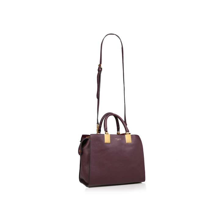 LEATHER EMMA TOTE
