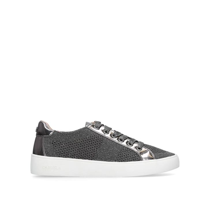 2018 Newest Online Buy Cheap 100% Guaranteed Carvela Jealousy - grey low top trainers Cheap Wide Range Of Discount Looking For Discount Outlet 9MII0