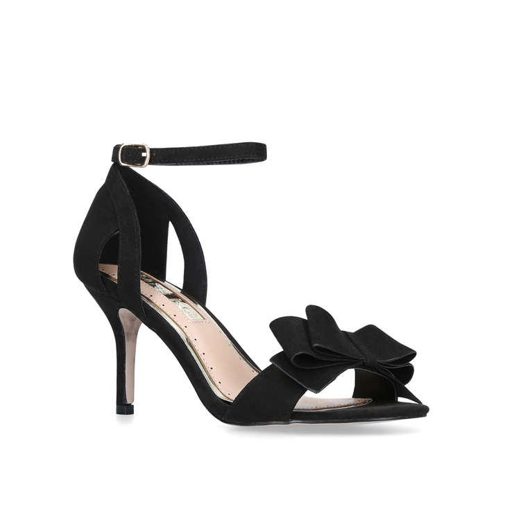 shopping online clearance Black 'Caiden2' high heel sandals outlet best online cheap price comfortable for sale discount Manchester 81ZIz