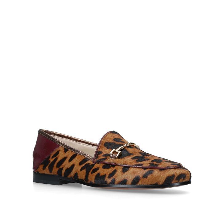 9da6f4a3a369b Loraine Loafer Leopard Print Loafers By Sam Edelman