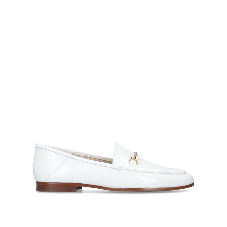 d3fe09488 Loraine Loafer White Loafers By Sam Edelman