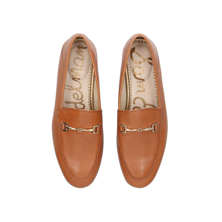 becd7145e66 Loraine Loafer Tan Loafers By Sam Edelman