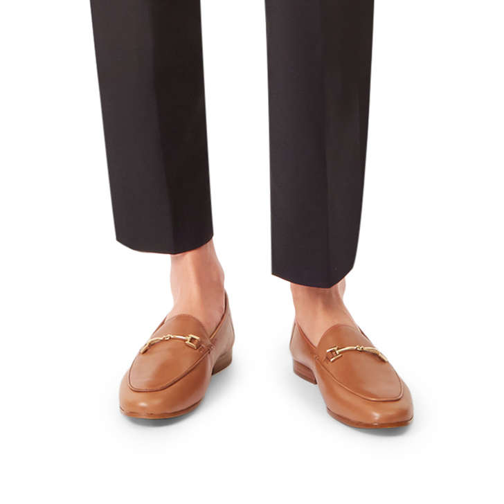 4a81d728a386 Loraine Loafer Tan Loafers By Sam Edelman