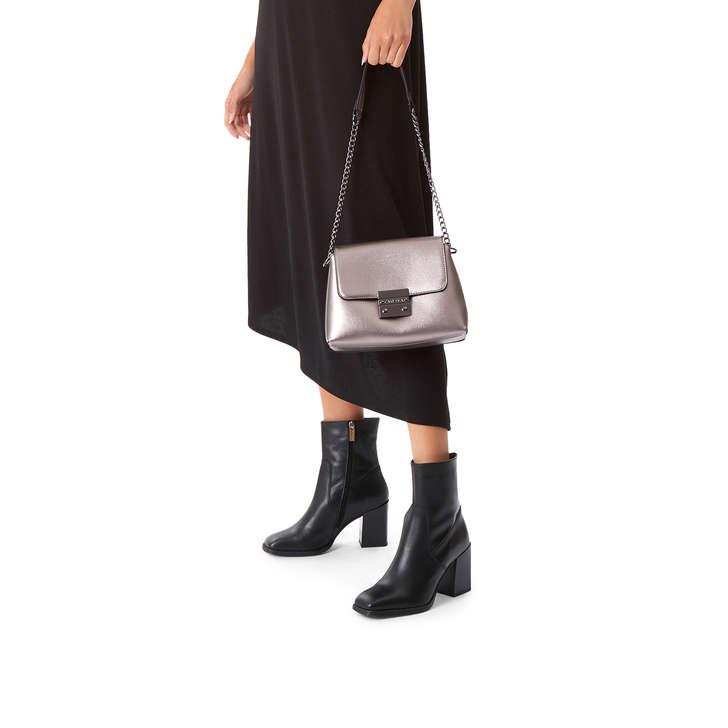 0dacb5be75d Mini Blink Shoulder Bag Metallic Shoulder Bag By Carvela