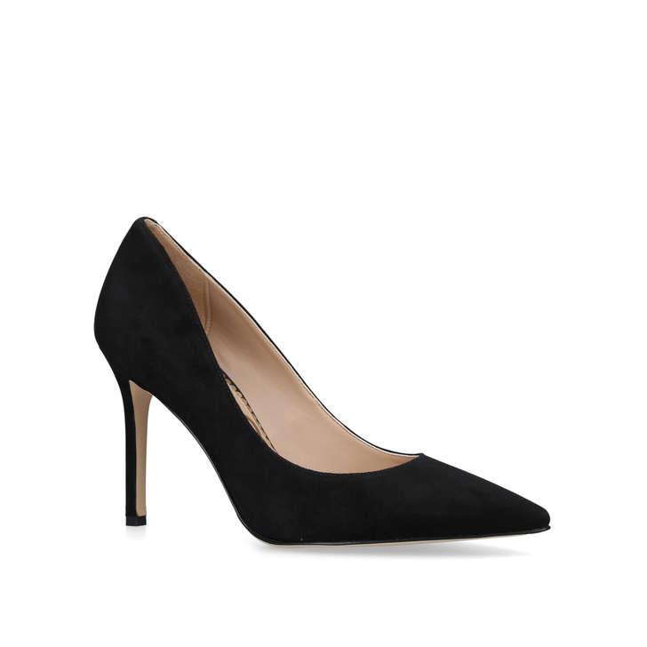 5f8244d116b0 Hazel Pump 90 Black Court Shoes By Sam Edelman