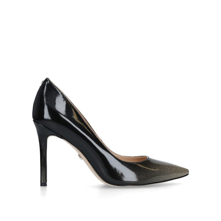 a390f9e0448659 Hazel Pump 90 Metallic Stiletto Heel Court Shoes By Sam Edelman ...