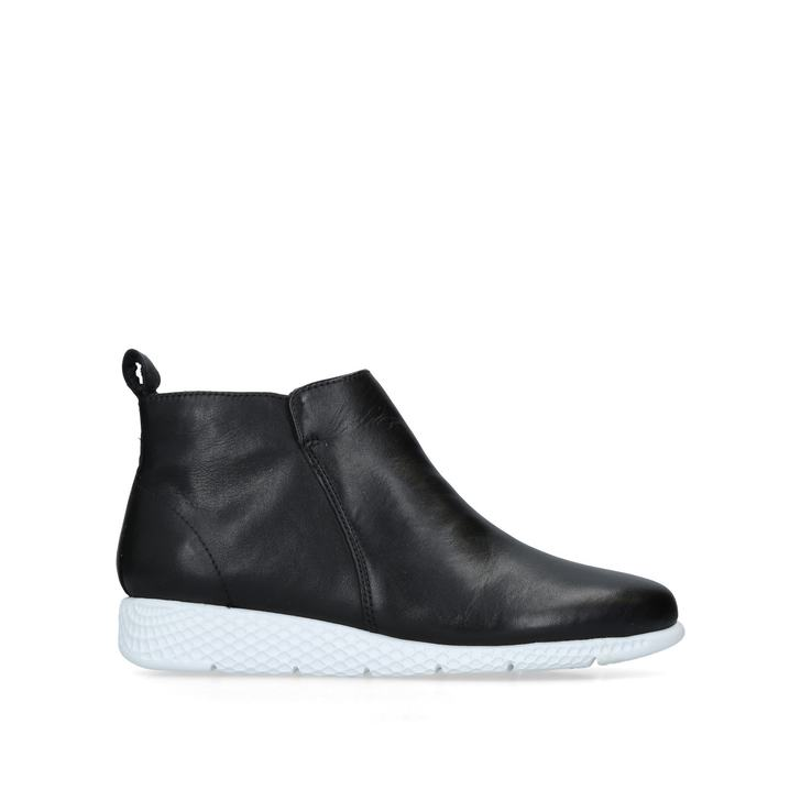 Cooper Black High Top Trainers By