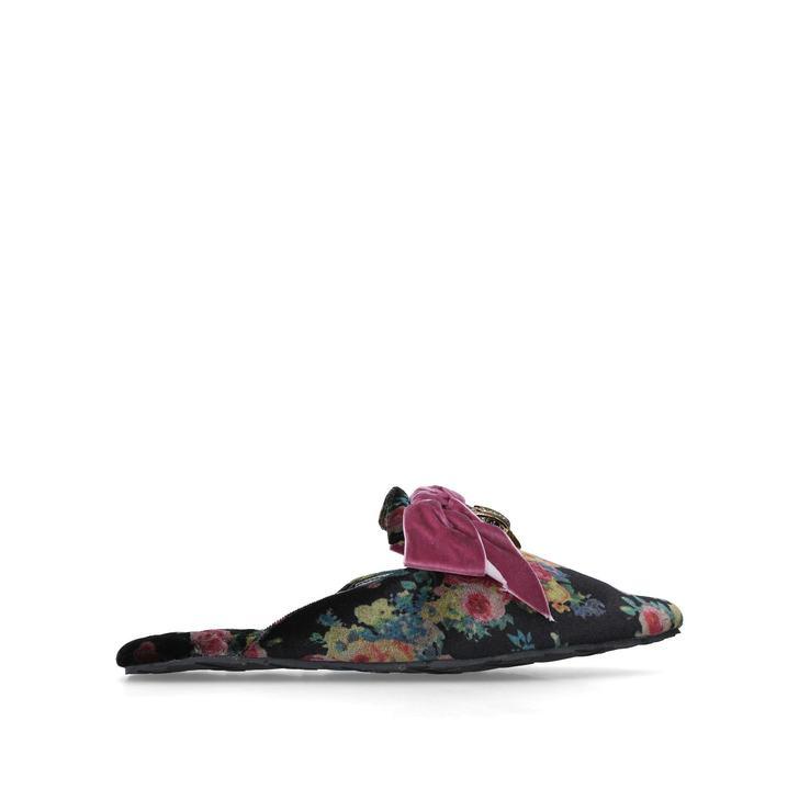 Velvet Slippers by Kurt Geiger London