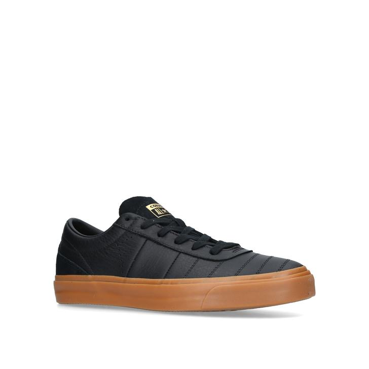 12629df8a2136a One Star Cc Lo Black Low Top Trainers By Converse
