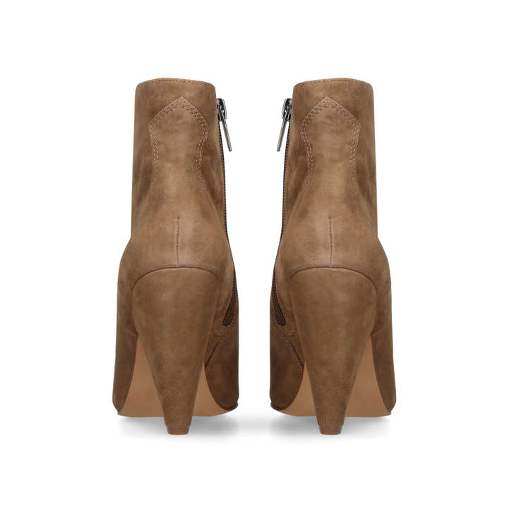 f0f30999061 Movinta Tan Suede Ankle Boots By Vince Camuto