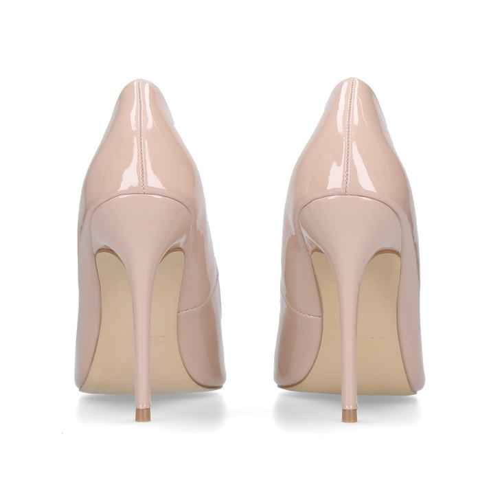 ccffc8df4f Krisp Nude Stiletto Court Shoes By Carvela   Kurt Geiger
