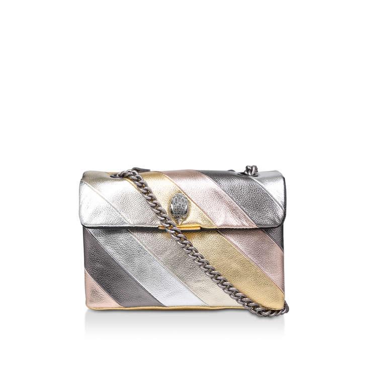 Leather Kensington S Bag by Kurt Geiger London