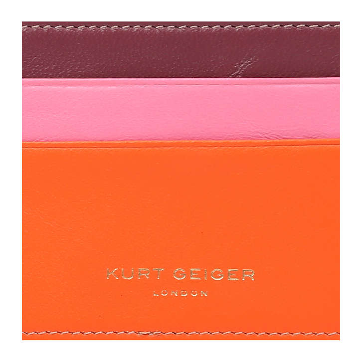 K STRIPE CARD HOLDER