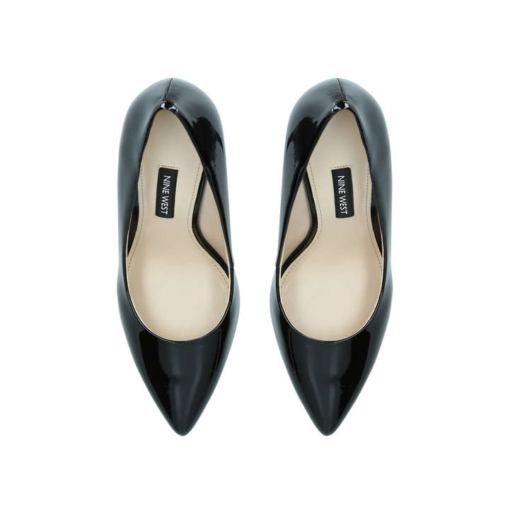 Black 'Flax' high heel courts discount low shipping fee z84sF