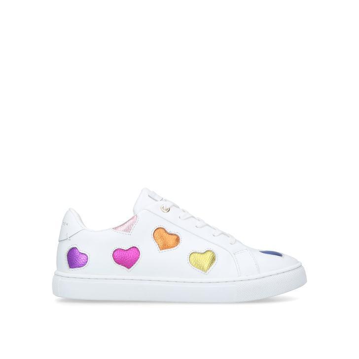MINI LANE LOVE Kids Rainbow Hearts Low