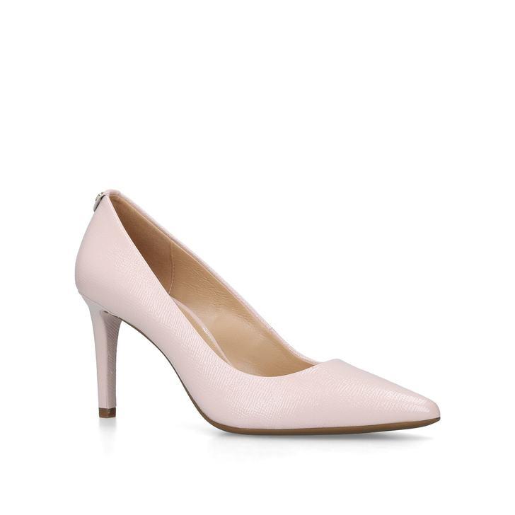 9be3d2b03ef Dorothy Flex Pump Pale Pink Patent Court Shoes By Michael Michael Kors