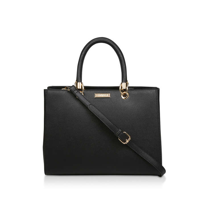 10b66d0d894e Dory Structured Tote Black Tote Bag By Carvela