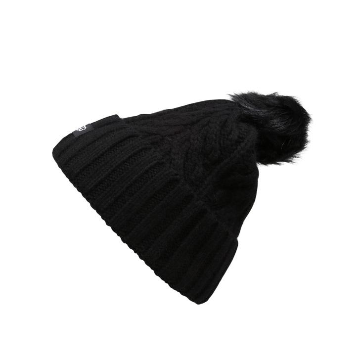 Cable Pom Beanie Black Pom Pom Beanie Hat By UGG  61e67cc5d2df