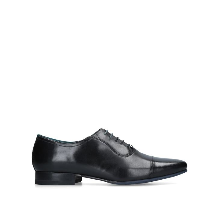 3de766710c15 Karney Tc Ox Black Leather Lace Up Shoes By Ted Baker
