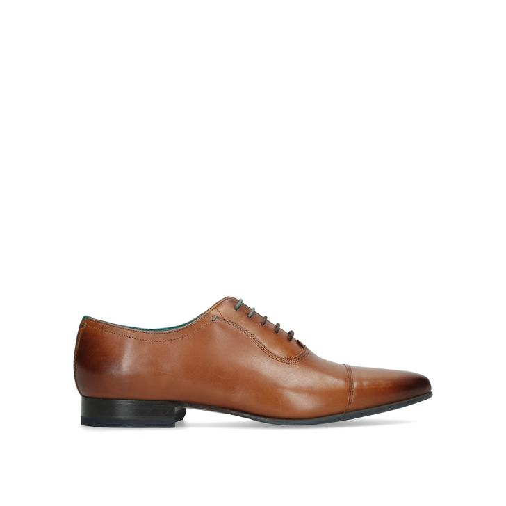 3e50360935dd Karney Tc Ox Tan Leather Lace Up Shoes By Ted Baker