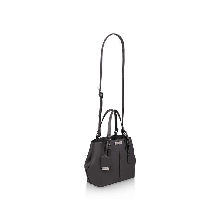 ae9998180374 Mini Danny Slouch Tote Grey Mini Tote Bag By Carvela | Kurt Geiger