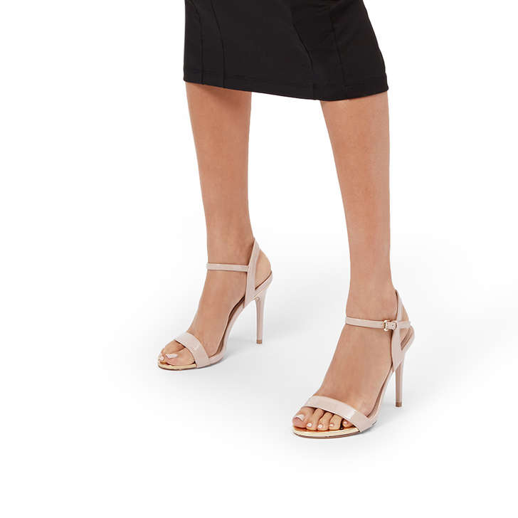Strappy Geiger Stiletto By Nude Livid Heel Sandals CarvelaKurt sQrtdhC