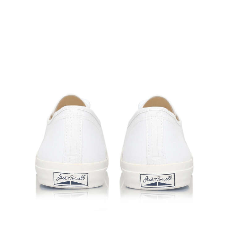 c421ab2b8c87ae Jack Purcell Leather White Low Top Trainers By Converse