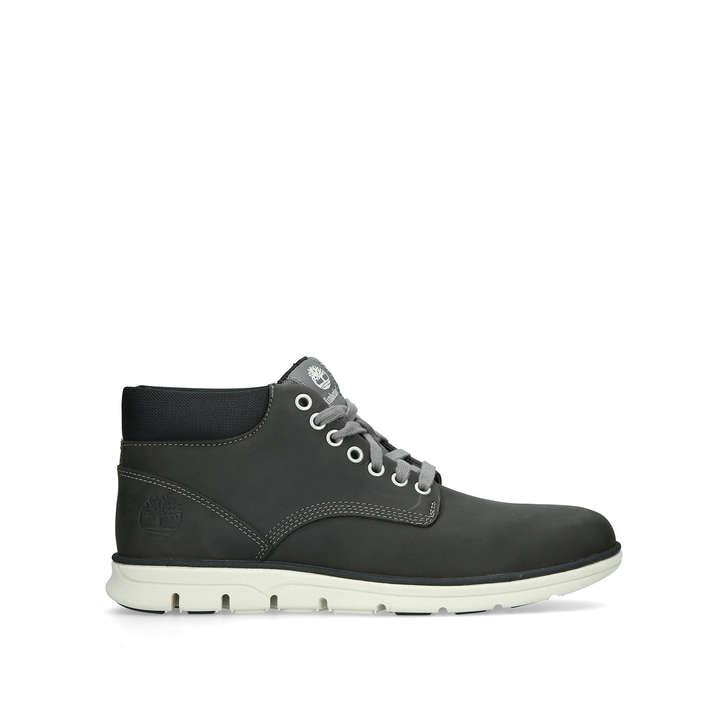 f876c7e932 Bradstreet Chukka Grey Leather Lace Up Chukka Boots By Timberland ...
