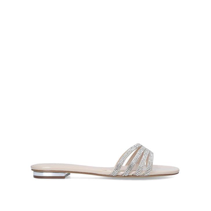 1d7f1536610a Edendadia Embellished Flat Sandals By Aldo