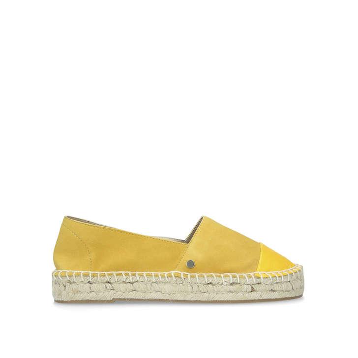 483df5a5d596 Destiny Yellow Espadrilles By KG Kurt Geiger