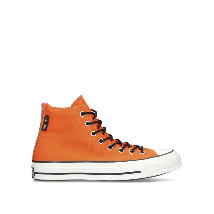 3794bf460ae7 Chuck 70 X Goretex Hi Orange High Top Trainers By Converse