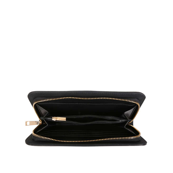 ca4c103843a7 Ganim Black Zip Around Purse By Aldo | Kurt Geiger