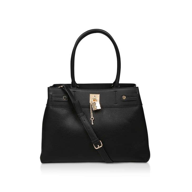 115852b9149 Genualdi Black Tote Bag By Aldo