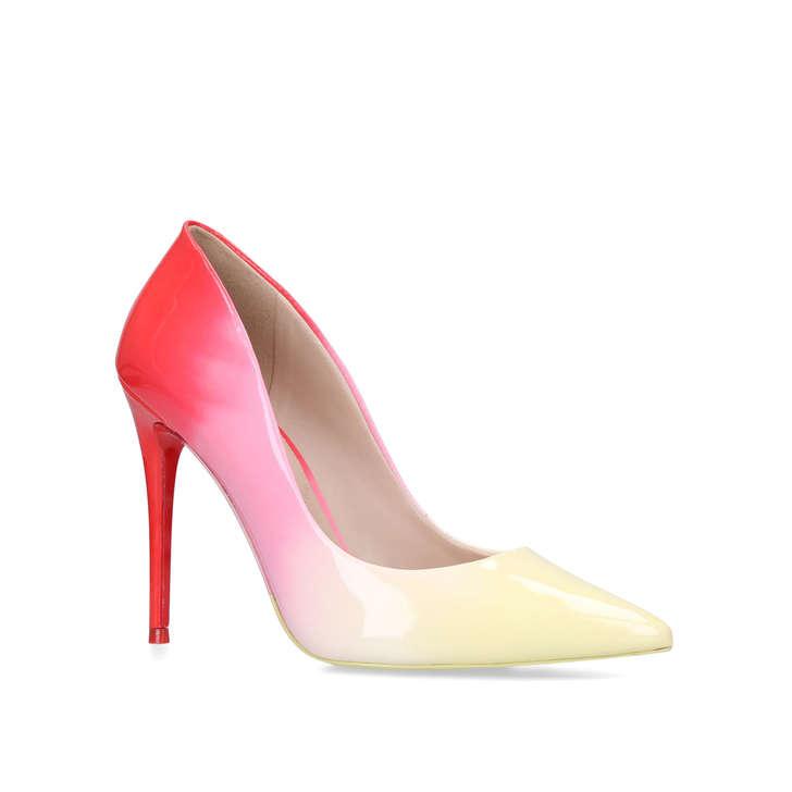 6e5dc877edb Stessy Pink Stiletto Heel Court Shoes By Aldo | Kurt Geiger