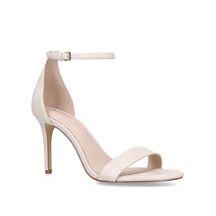 08f88ee0f76 Piliria Nude Stiletto Heel Strappy Sandals By Aldo