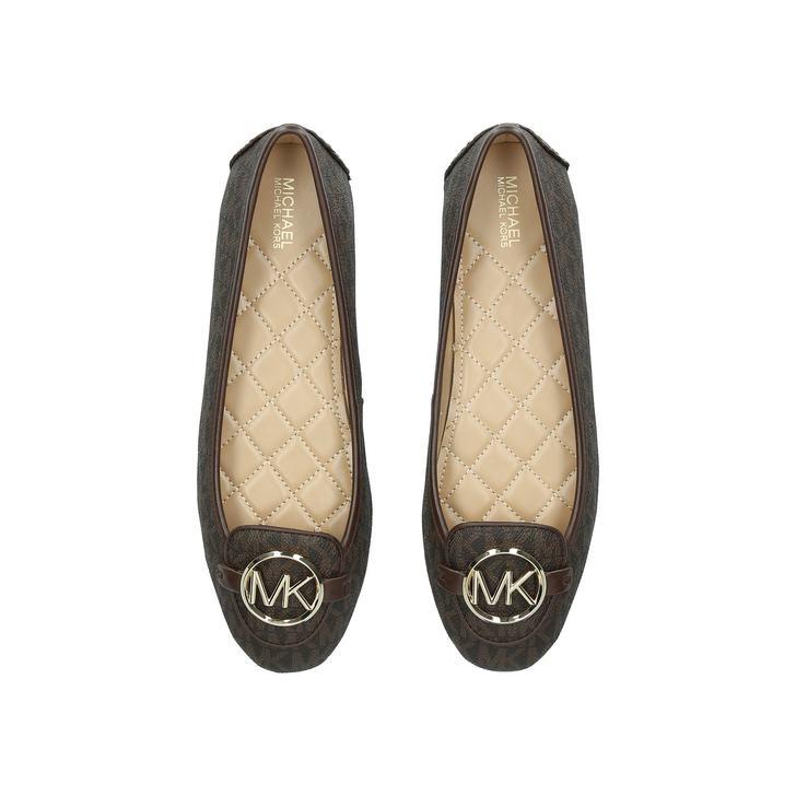 e42e8fdb Lillie Moc Brown Loafers By Michael Michael Kors | Kurt Geiger