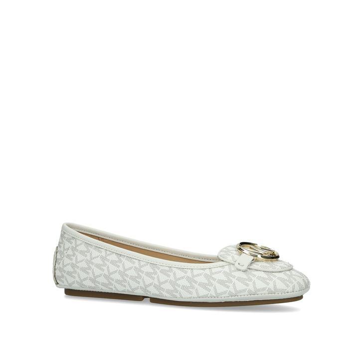 2d51db0700b6 Lillie Moc Cream Loafers By Michael Michael Kors