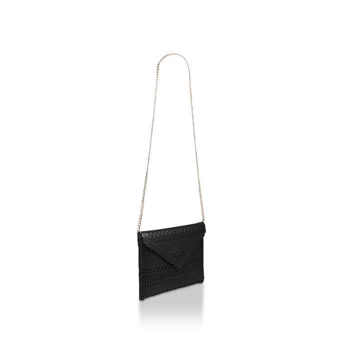 4d179f89804 Yberien Black Clutch Bag By Aldo