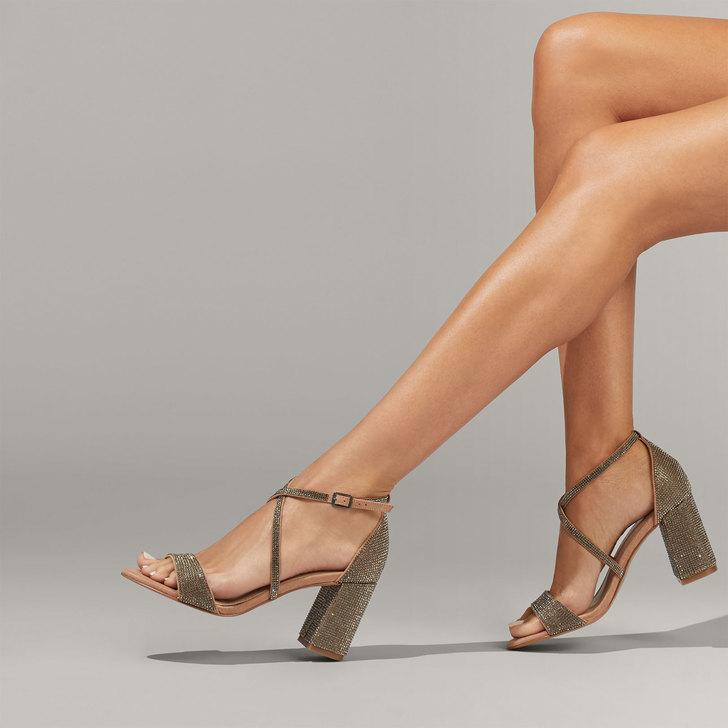Naked Heels Babes Sandals Teens Legs wP8n0XkO