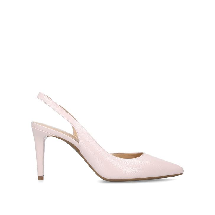 47ee1c2736d Lucille Flex Sling Pale Pink Leather Slingback Courts By Michael Michael  Kors