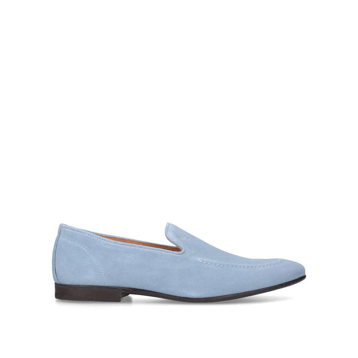 PALERMO LOAFER Pale Blue Loafers by