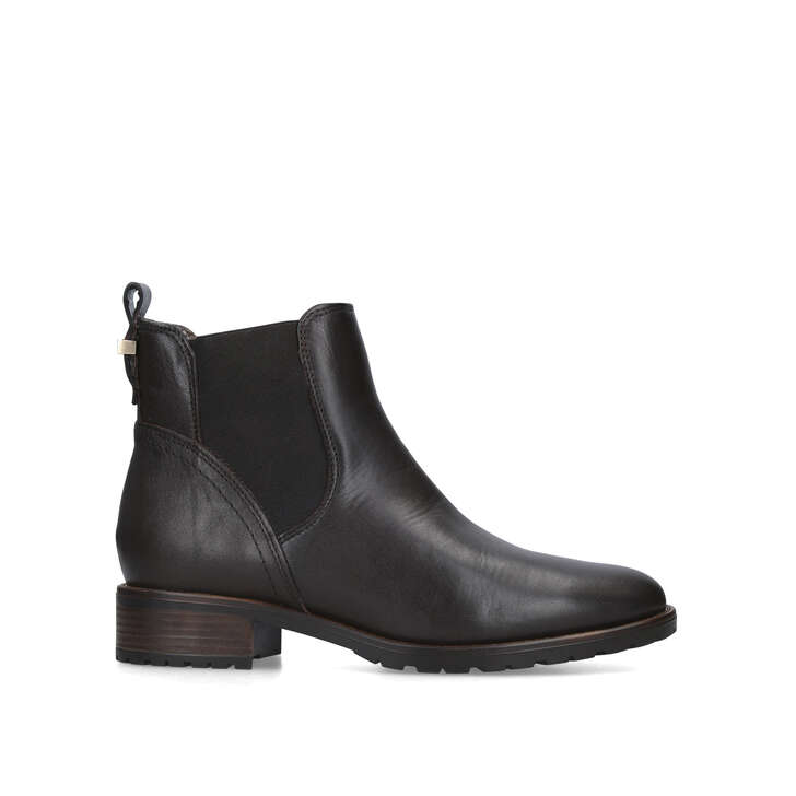 RUSS Brown Ankle Boots by CARVELA