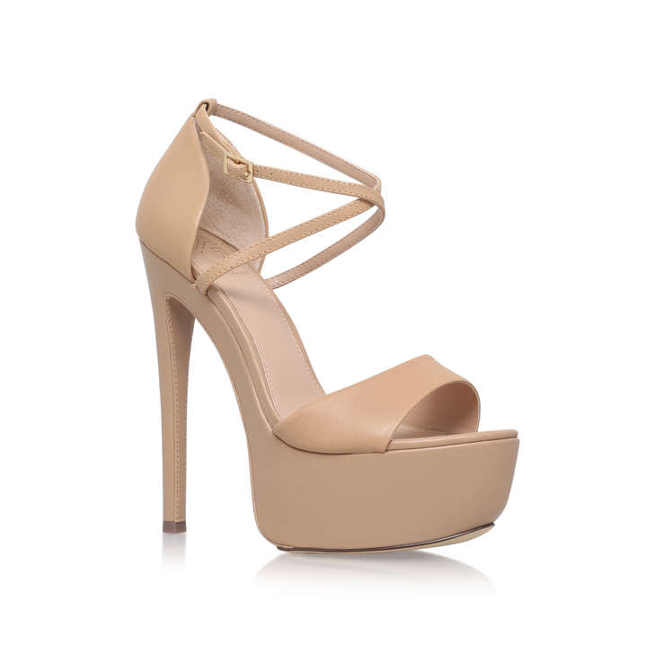 High Heel Platforms | Women's Designer Footwear | Kurt Geiger