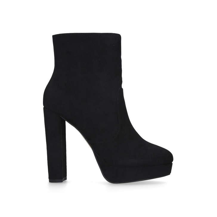 kurt geiger platform ankle boots