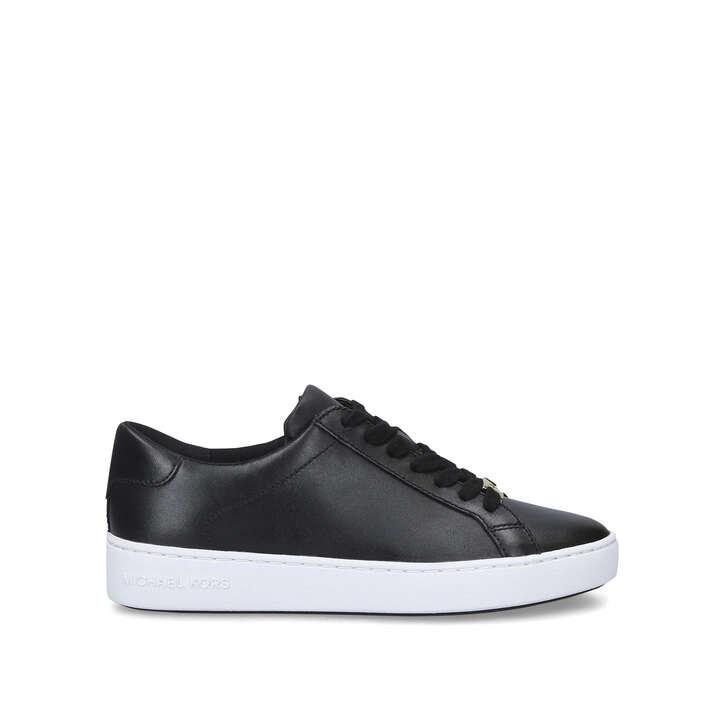 michael kors irving leather sneaker