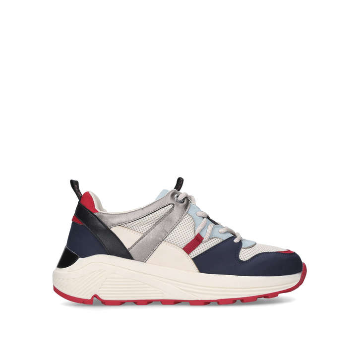 LOADED Navy Chunky Trainers by KG KURT