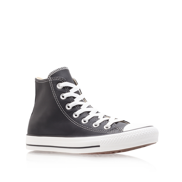 Converse Leather Crib Shoes