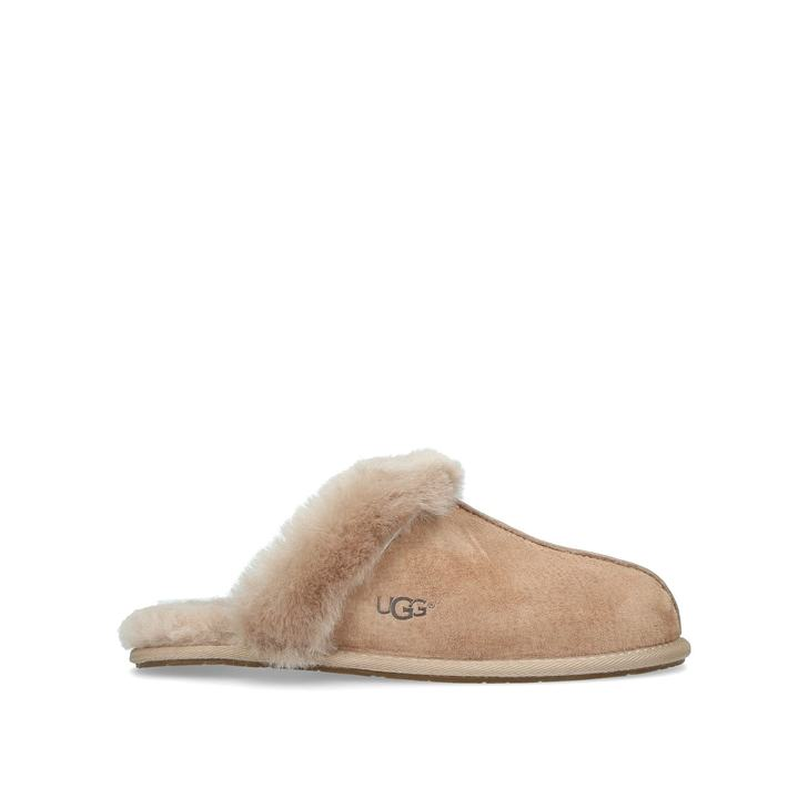 6ffabf3091a Scuffette Ii Brown Suede Slippers By UGG